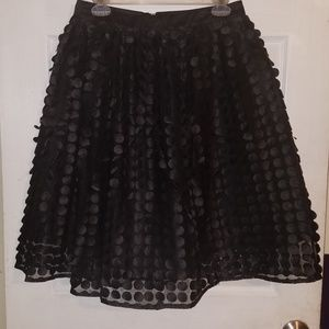 ENGLISH FACTORY Knee Length Formal Skirt